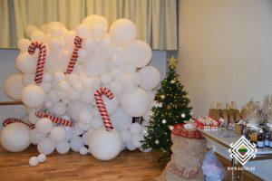 balionai, kalėdų šventė